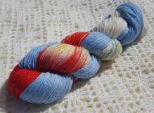 DOROTHY - 75% SW Merino, 25% Nylon - 4ply