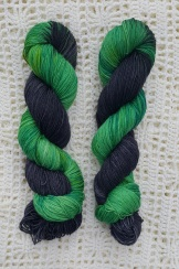 WICKED WITCH - 75% SW Merino, 25% Nylon- 4ply
