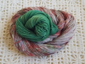 Zombie Apocalypse Sock Set - 75% SW Merino, 25% Nylon - 4ply - 70g