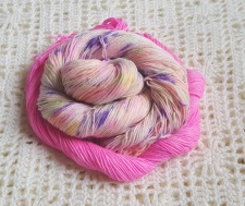 Rainbow Drops Sock Set - 75% SW Merino, 25% Nylon - 4ply