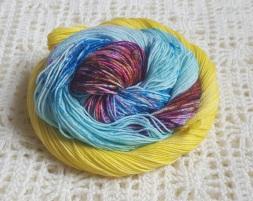 Sunken Treasure Sock Set - 75% SW Merino, 25% Nylon - 4ply